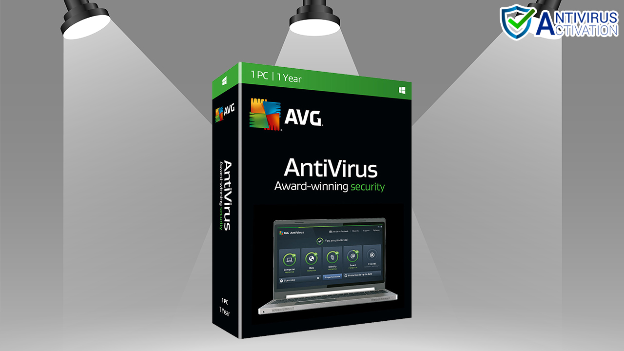 AVG Antivirus Product