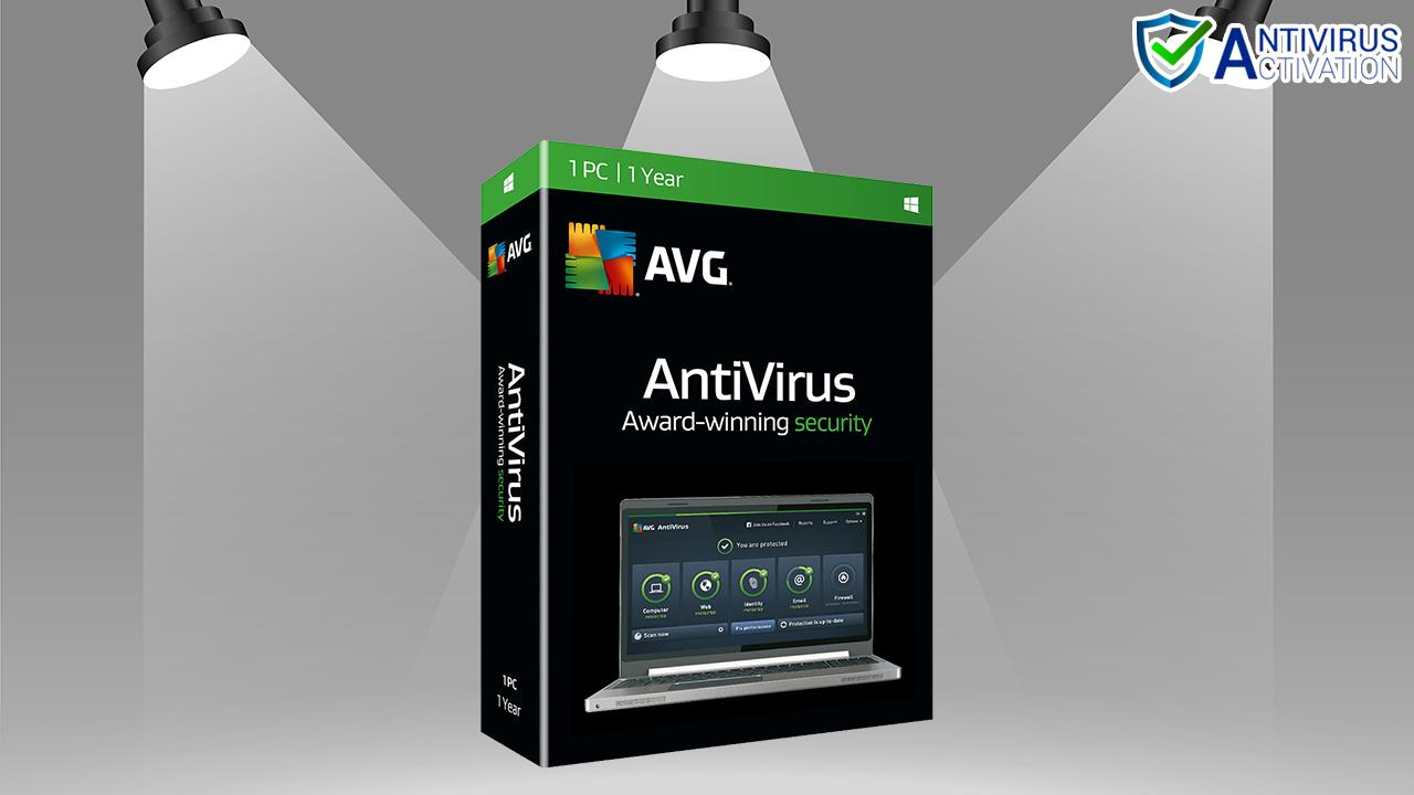 AVG Antivirus Product
