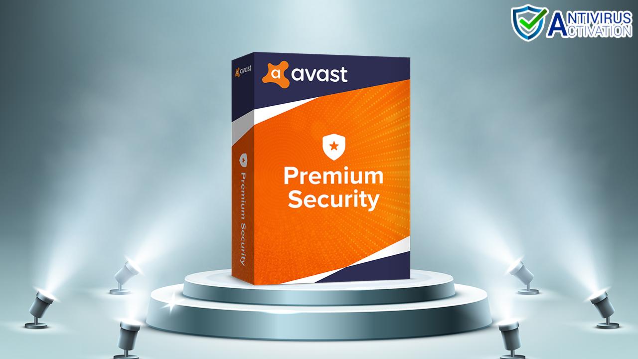 Avast Antivirus Product