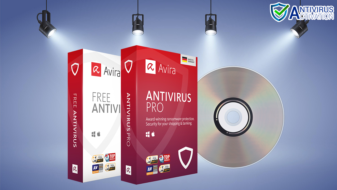 Avira Antivirus Product