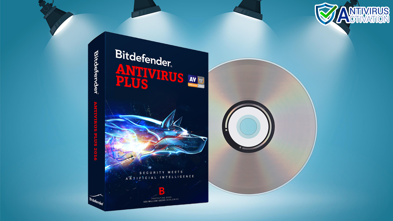 Bitdefender-Antivirus Product