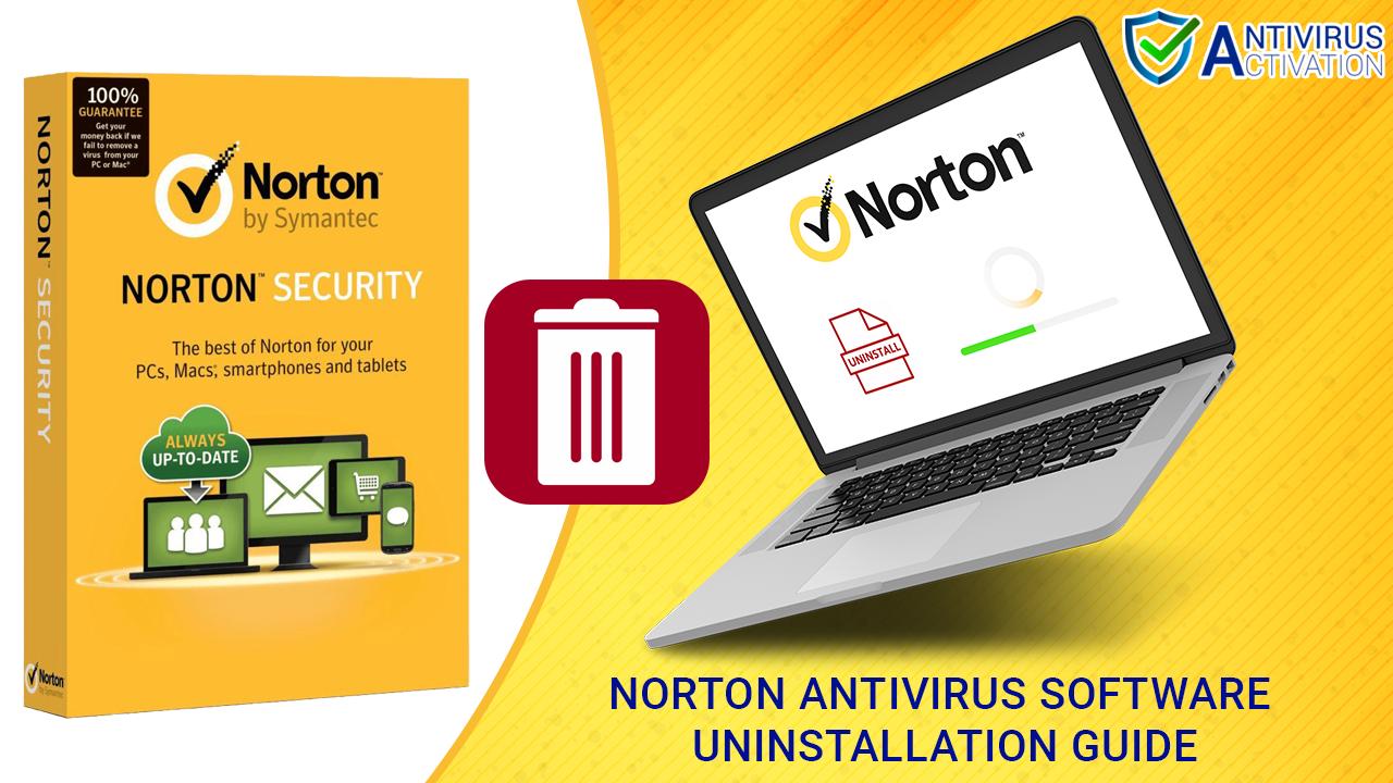 Norton-Antivirus-Software-Uninstallation-Guide