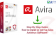 Know How to Install Avira Antivirus Software – Best Protection 2020