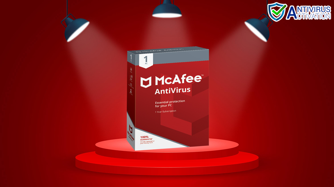 McAfee Antivirus Product