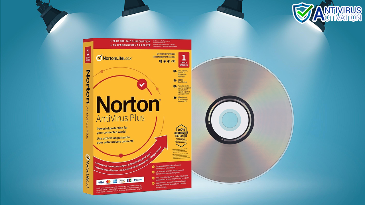 Norton Antivirus Product