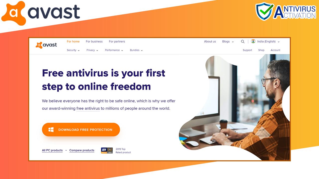 Avasst Antivirus Renewal Step-1