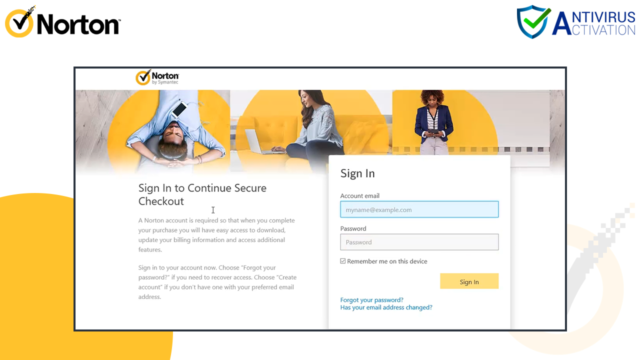 Norton Renewal Step-5