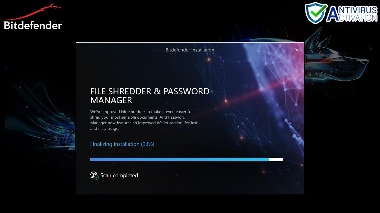 Reinstall Bitdefender Software